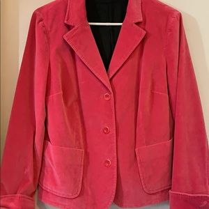 Blazer hot pink